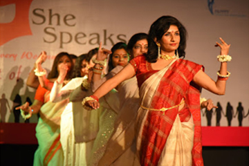 She Speaks - Harassment of Women in the Workplace
